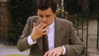 Mr.Bean's normal day