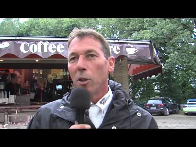 Hansi Dreher - DKB-Riders Tour Paderborn