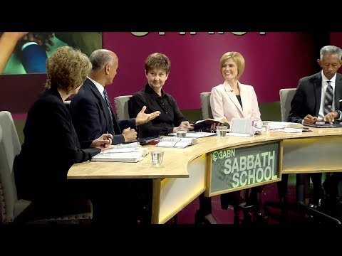 "Lesson 6: ""Images of Unity"" - 3ABN Sabbath School Panel - Q4 2018"