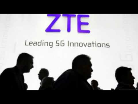 White House Bans US Firms from Selling Parts to China Telecom Giant ZTE