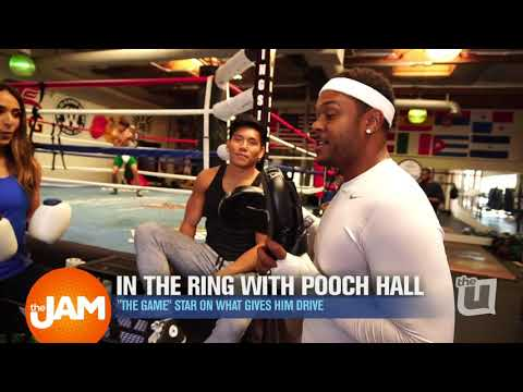 In the Ring with Pooch Hall