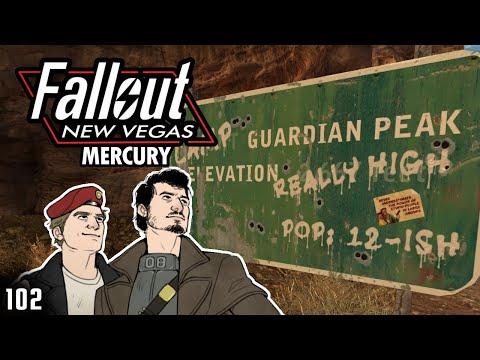 Fallout New Vegas - Camp Guardian