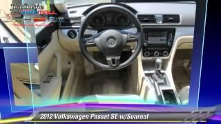 Used 2012 Volkswagen Passat SE w/Sunroof - Birmingham