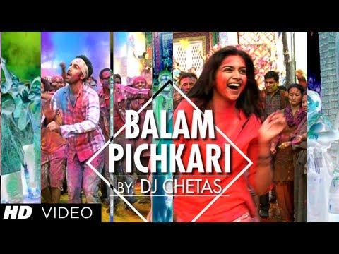Balam Pichkari Remix Song Video Yeh Jawaani Hai Deewani | Ranbir Kapoor, Deepika Padukone