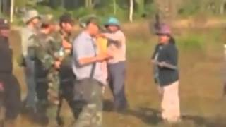 Khmer VN committed arson on Cambodia village