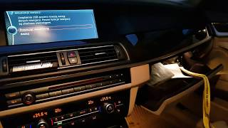 HOW TO Update BMW Navigation Maps to 2018  | 4K