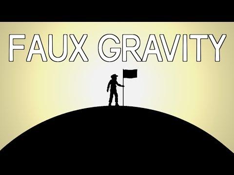 Unity Tutorial: Faux Gravity (walk on planets)