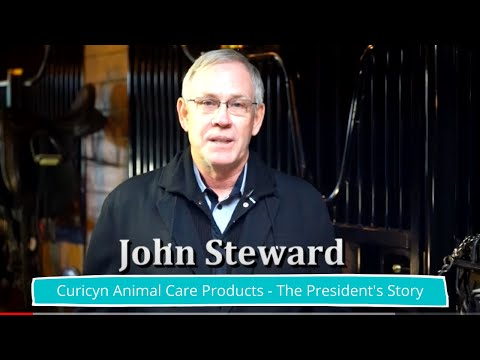 Curicyn Animal Wound & Care Products - The President's Story