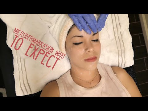 Microdermabrasion 101-  What to expect