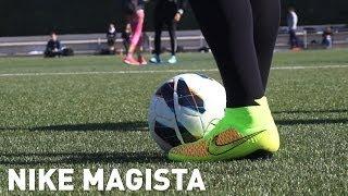 Galantería Paisaje girar  Review Nike Magista - Soloporteros.com