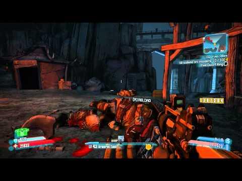Borderlands 2 - Tiny Tina's Assault On Dragons Keep DLC (Gameplay/Commentary) [HD] Ep.28 |