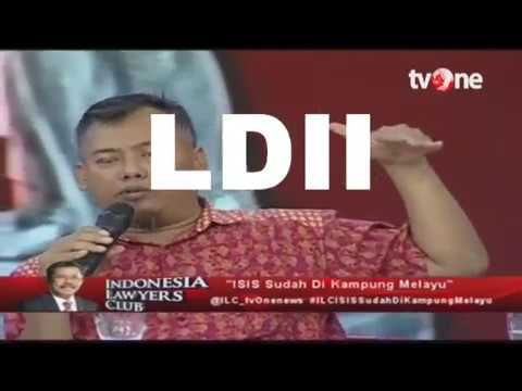 LDII di ILC (Indonesia Lawyers Club) dan DR Firanda sesi tanya jawab