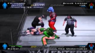 WWE SmackDown! Here Comes the Pain - Cheat Overall 500+