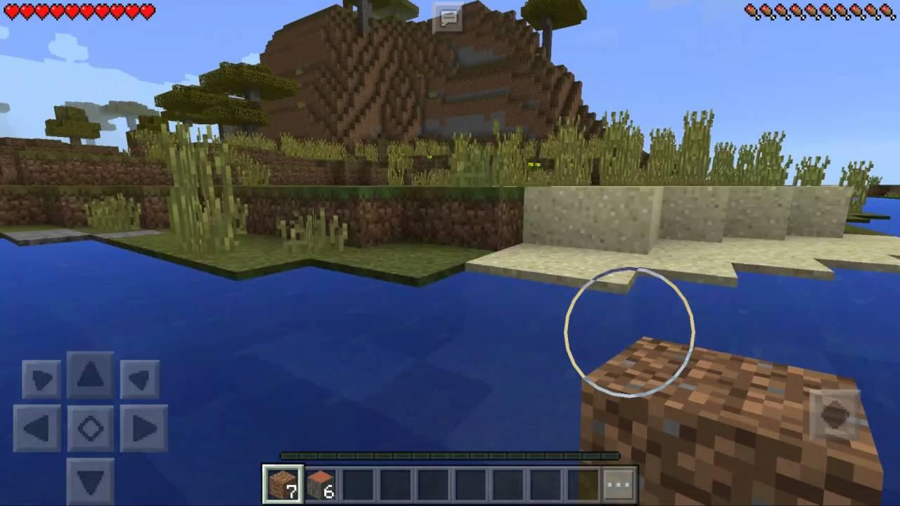 Auf Handy Minecraft Spielen YouTube - Minecraft pc version auf handy spielen