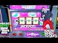 Hitting The Jackpot 777 GTA Casino Making Money Fast