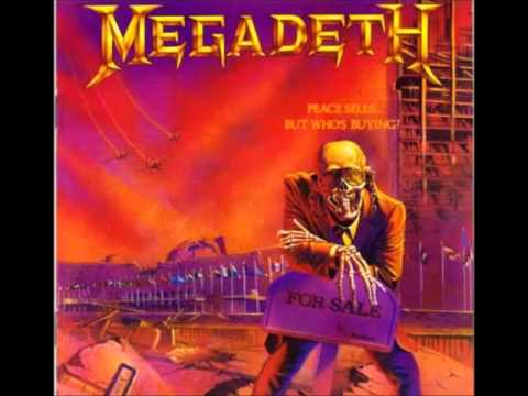 Megadeth Peace Sells...But Who's Buying?