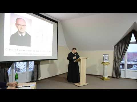 «Роль священика в житті захисників Вітчизни» (о. Полікарп Марцелюк, ЧСВВ)