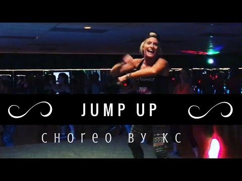 JUMP UP BY MAJOR LAZER - ZUMBA FITNESS CHOREO BY KC