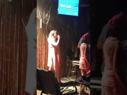 Kristin karaoke
