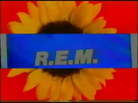 R.E.M. ~ 'Parallel' (1995, VHS archive) ~ RARE full movie, music video album