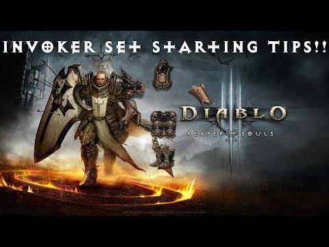 Crusader Invoker Starter Tips!!!