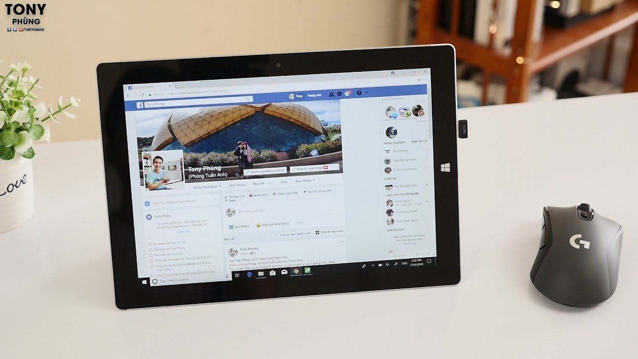 Máy tính bảng Surface 3 giờ chỉ còn 6 triệu!
