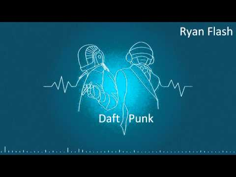 Daft Punk Electro House Mix 2013