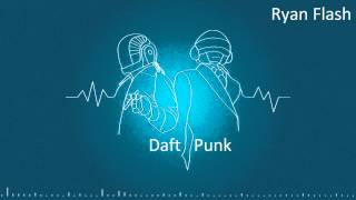 Daft Punk Electro House Mix 2013