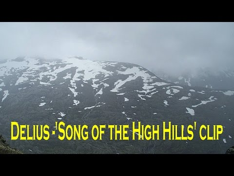 Song of the High Hills,  Delius - Ken Russell