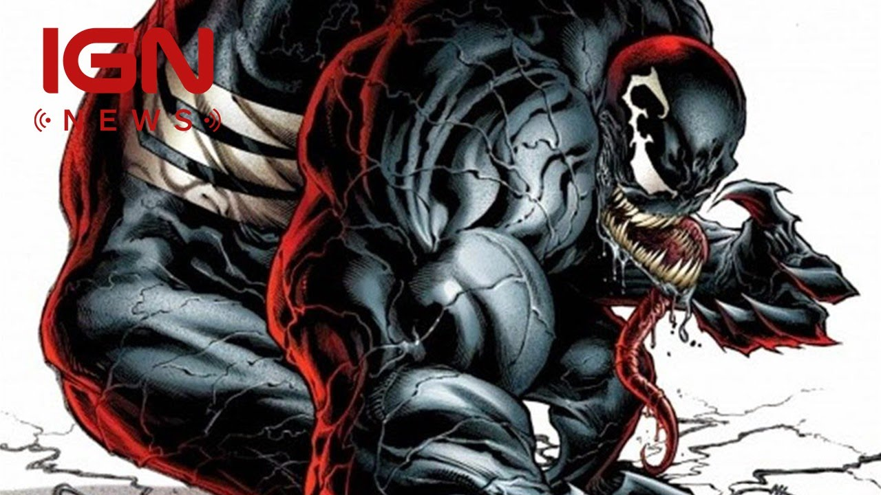 Spider-Man Spin-Off Movie 'Venom' Revived - IGN News - YouTube