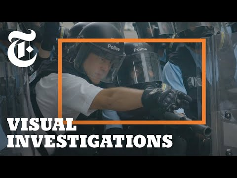 Did Hong Kong Police Abuse Protesters? What the Videos Show. | Visual Investigations