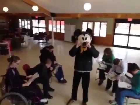 Skill Building Program at Indian Trails Camp does the Harlem Shake