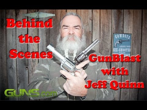 Behind the scenes of GunBlast with Jeff Quinn