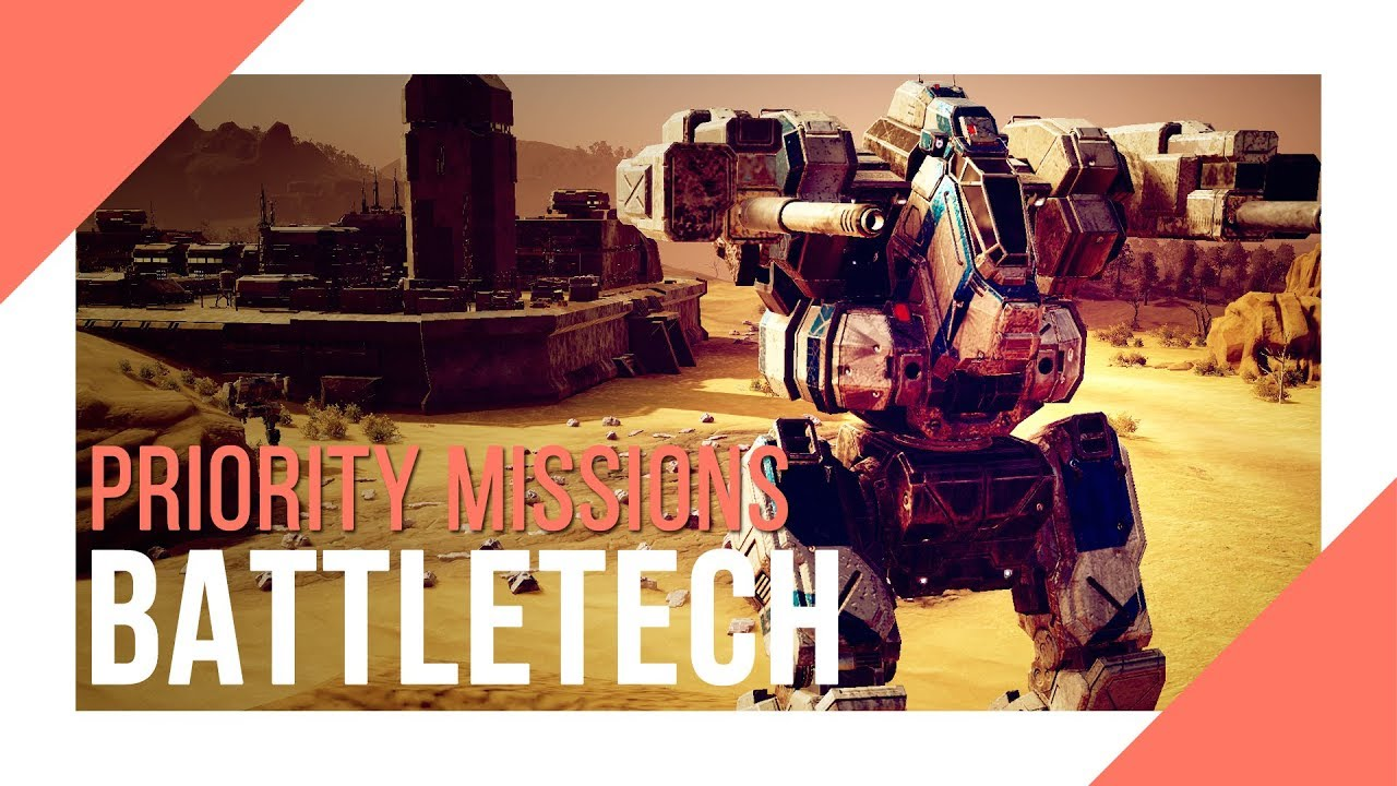 BATTLETECH - Hit the Meat (Liberation Smithson)