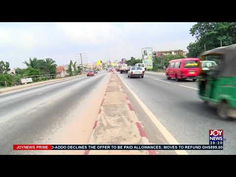 Resident live in fear after unknown gunmen shΩt and k!lled a young woman -Joy News Prime (14-7-21)