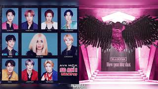 Download Ava Max ft. BLACKPINK & NCT 127 - So Am I / How You Like That (Mashup)