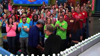 The Price Is Right - Daniel proposes!