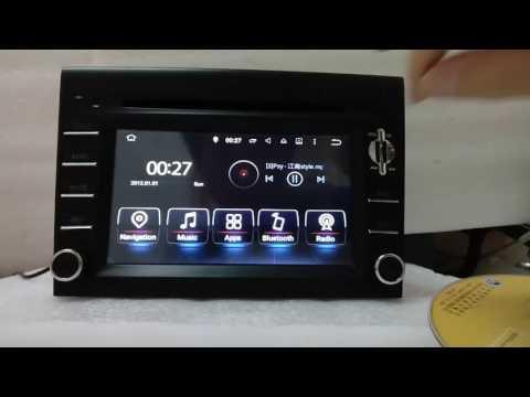 Ouchuangbo Porsche Boxter Cayman  911 997 Android 5 1 Install IGO map