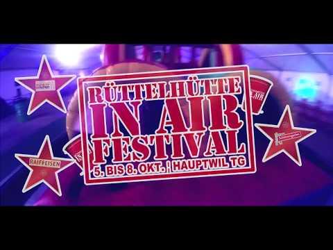 Hindernisparcours @ Rüttelhütte IN AIR Festival 2017