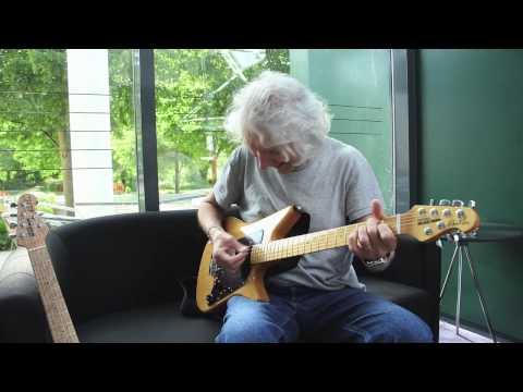 Albert Lee - Limited Edition Ernie Ball Music Man Guitar
