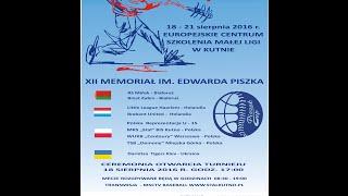 """PISZEK CUP 2016 : WUKB """"CENTAURY""""  WARSZAWA  – BRABANT UNITED"""