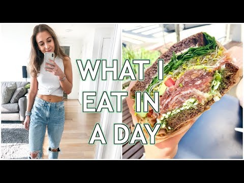 What I Eat In A Day | Vacation, Travel, Intuitive Eating