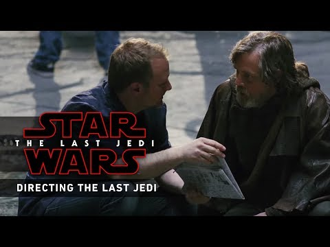 Download Youtube: Directing The Last Jedi