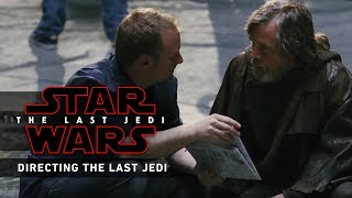 See how director Rian Johnson is taking the characters of a galaxy far, far away into new directions in this behind-the-scenes look at Star Wars: The Last Jedi.