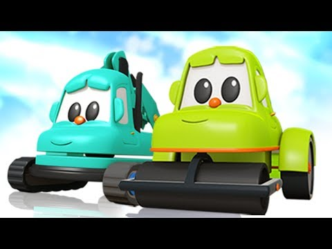 Learning Videos For Children   Kids Cartoon   Bob The Train Fun Series