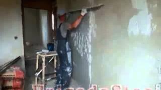 Как штукатурить стены(Видео коротко рассказывает о том, как и чем штукатурить стены. Подробнее можете узнать на http://brigadastroi.ru/remont-svo..., 2014-08-06T12:51:52.000Z)