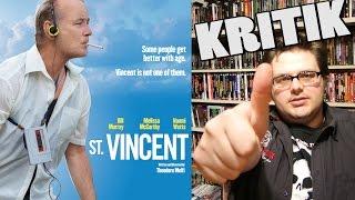 ST. VINCENT Film Kritik / Review mit Bill Murray, Naomi Watts  und Melissa McCarthy
