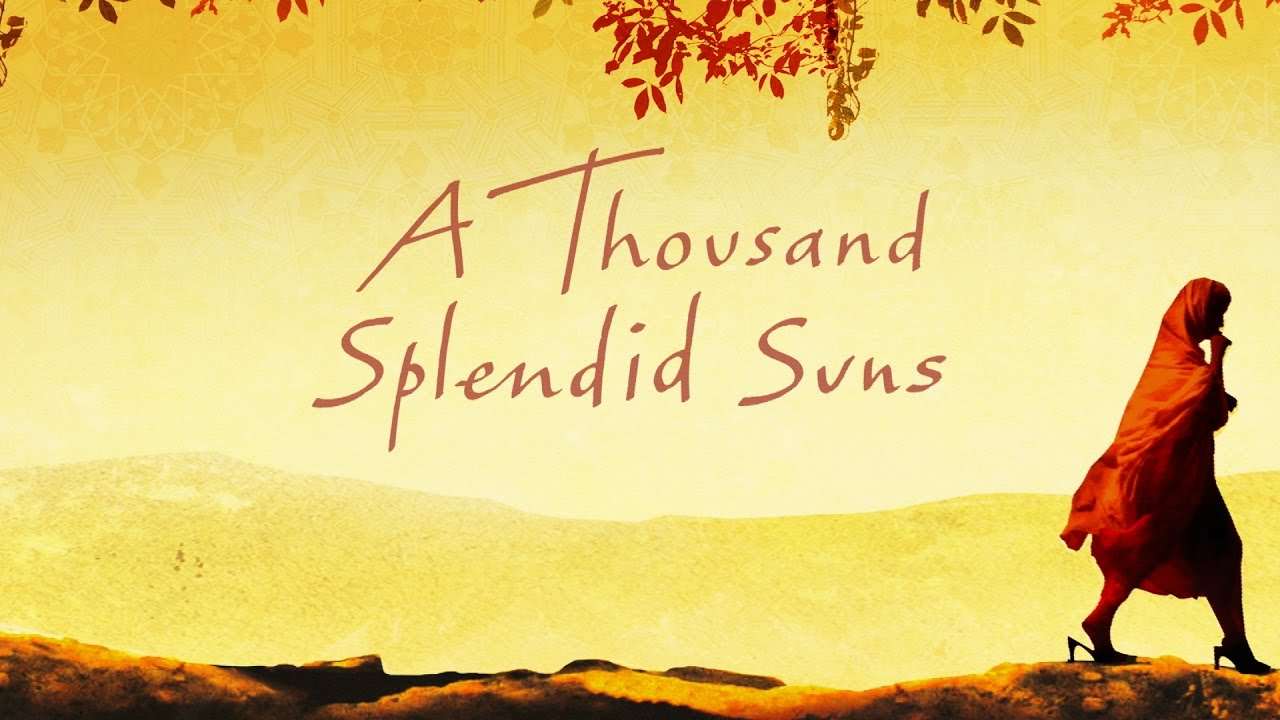 a thousand splendid suns change Naturally, in a book, such as a thousand splendid suns, where the novel spans over a vast amount of time, the characters will change drastically.