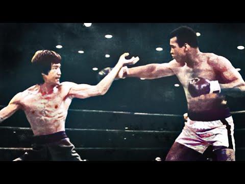 李小龍實戰能力最終定論 | 李小龍親口說「拳王阿里能打死我」   阿里說「沒有亞洲人打得過我」