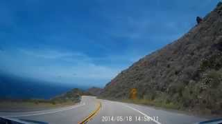 California Highway One PCH in Monterey County